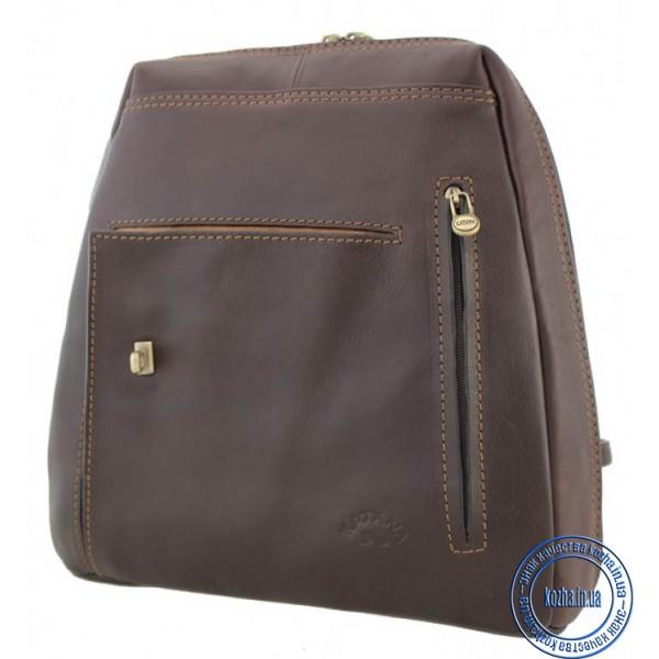 d7c30fa917b3 Женский рюкзак из натуральной кожи KATANA (Франция) k-322017