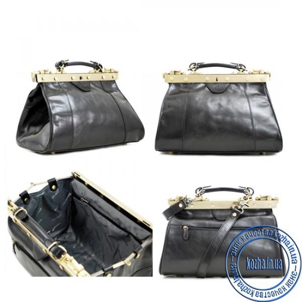 ab3d8dd2dc52 Женская сумка саквояж из натуральной кожи Katana 8250 купить в ...