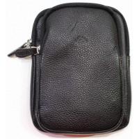 Маленькая мужская сумка из натуральной кожи KATANA (Франция) k-69322