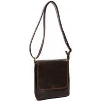 Кожаная мужская сумка KOZHA CHOCO 2500-02