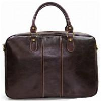 Кожаный портфель KOZHA CHOCO 878-02