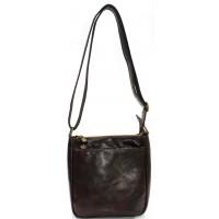 Кожаная мужская сумка KOZHA CHOCO 2000-02