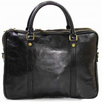 Портфель кожаный KOZHA BLACK 3900-01