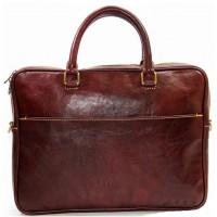 Сумка портфель мужская KOZHA BROWN 3901-03