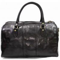 Дорожная сумка из кожи KOZHA BLACK 4800-01