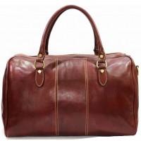 Дорожная сумка ручная кладь KOZHA BROWN 4800-03