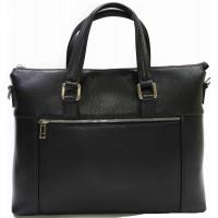 Деловой портфель для мужчины KOZHA BLACK3400-01