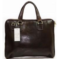 Портфель сумка мужская KOZHA CHOCO 3700-02