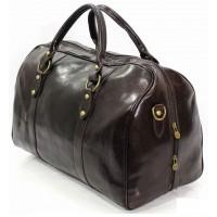 Кожаная дорожная сумка KOZHA CHOCO 5800-02