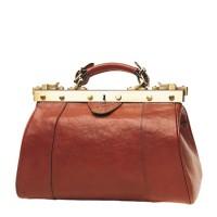 Женская сумка саквояж KATANA (Франция) k-8250 Brown
