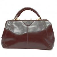 Большая сумка саквояж RITELLE k-6549 BROWN