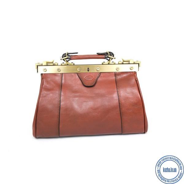 8e144cfcee18 Женская сумка саквояж KATANA (Франция) k-8250 Brown