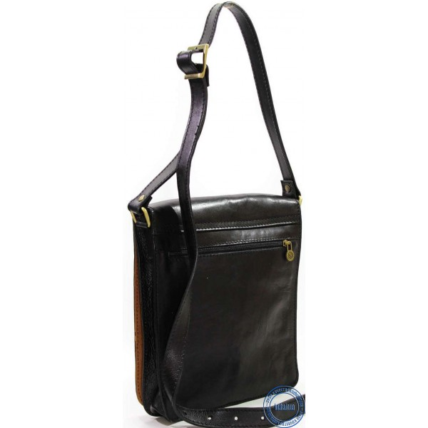 a33272801c69 Мужская кожана сумка Tracolla Italy 3000