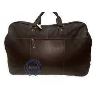 Дорожная сумка на колесах KATANA (Франция) k-69259 CHOCO