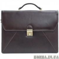 Мужской деловой портфель на два отсека KATANA (Франция) k-63060